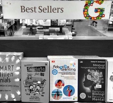 Buku Adaptive Parenting Bestseller