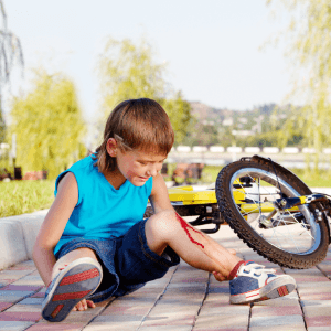Kenapa Anak Sering Kecelakaan atau Cedera?